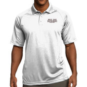 B-Batt Dad Dri-Mesh Polo
