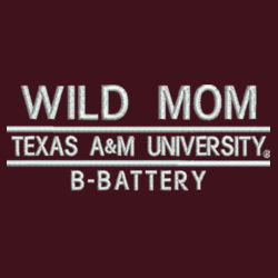 B-Batt Mom S/S Twill Design