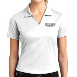 B-Batt Ladies Dri-Mesh Polo  Thumbnail