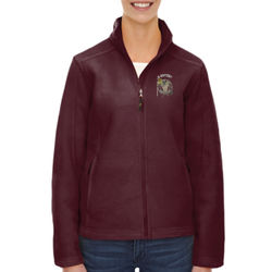 B-Batt Ladies Fleece Jacket Thumbnail