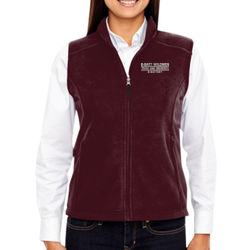 B-Batt Ladies Fleece Vest Thumbnail